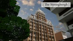 The Strongbergh - World of Keralis Minecraft