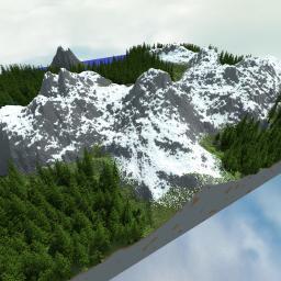 The Land of Geirröth: Fantasy Terrain [Terrain Collab] Minecraft Map & Project