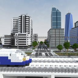 Goltaris City Minecraft Map & Project