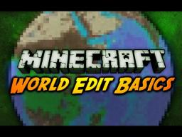 How to make Islands with World Edit Minecraft