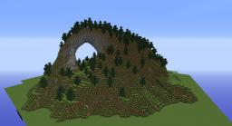 Archway Mountain Minecraft Map & Project
