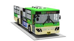 City Bus (Daewoo BS106 Royal City) Minecraft