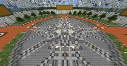 Professional Server HUB Lobby Spawn - Download Minecraft Project