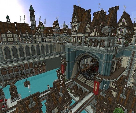 airship repairbay free schematics minecraft project. Black Bedroom Furniture Sets. Home Design Ideas