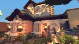 traditionnal house (WOK) Minecraft Map & Project