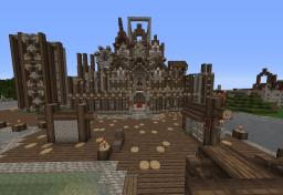 The City Of Draccor Minecraft Map & Project