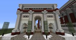 Triumphal Arch - City of Heraclea Minecraft Map & Project