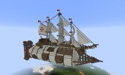 HMS Lord Algernon Minecraft Map & Project