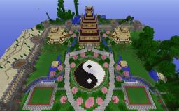Temple of meditation Minecraft Map & Project