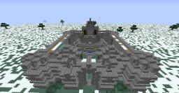 most of a castle market Minecraft Map & Project