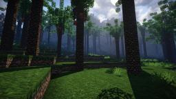-U'lnau- Custom Terrain Minecraft Map & Project