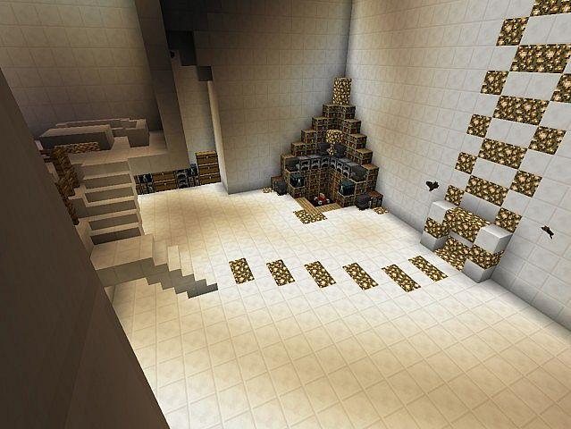 how to make a big big big big castlein minecraft