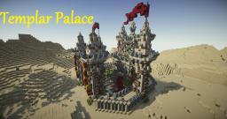 Templar Palace Minecraft Project