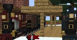 Traincraft scenic rail journey Minecraft Map & Project