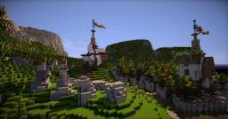 Costa del Luz Minecraft Map & Project