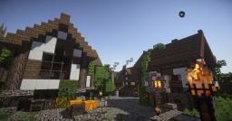 Medieval Town - Mallowport Minecraft Project