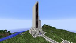 "Mass Effect ""Tower of Ilium"" Minecraft Map & Project"