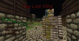 The Lost City RPG 1-2 Players!!! ALPHA! V.0.2 Minecraft Map & Project
