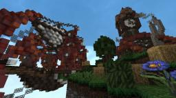 Floating Island & Air Ship ~ DOWNLOAD! ~ Minecraft Map & Project