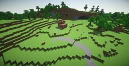Dig Build Live set recreation (Custom terrain) Minecraft Map & Project