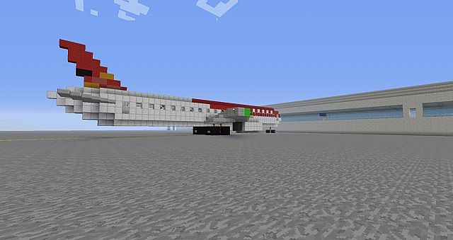minecraft airport largest in - photo #15