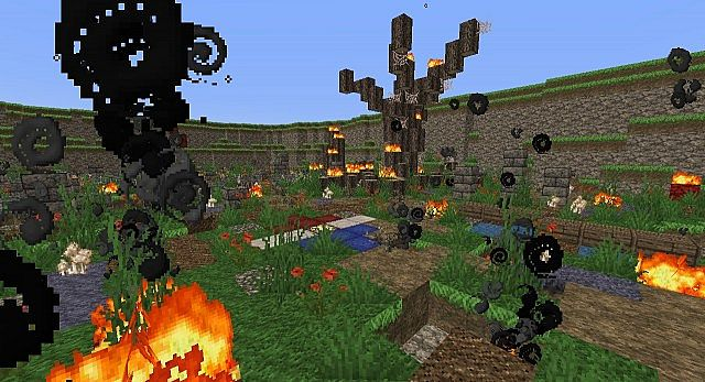 Minecraft paintball map download