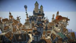 West castle Forgeheart Minecraft Map & Project