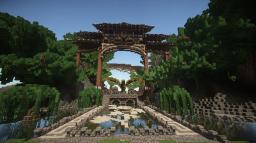 Orient Build - 靑亮市 -  Minecraft Project