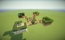 WoodPvP Minecraft Map & Project