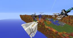Server Hub Spawn, Arcade, KitPvp, Defend the villager, Dragon Scape, Anihilation Minecraft Map & Project