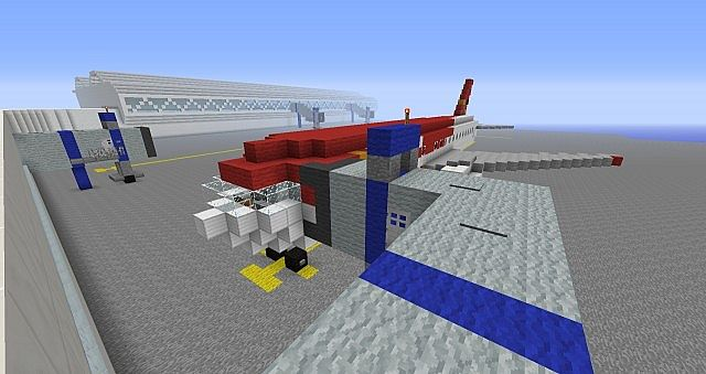 minecraft airport largest in - photo #32