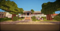 Tifu Modern House by JvTGames Minecraft Project