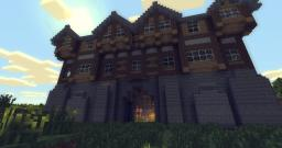 Fort Loghtons WIP Minecraft Map & Project