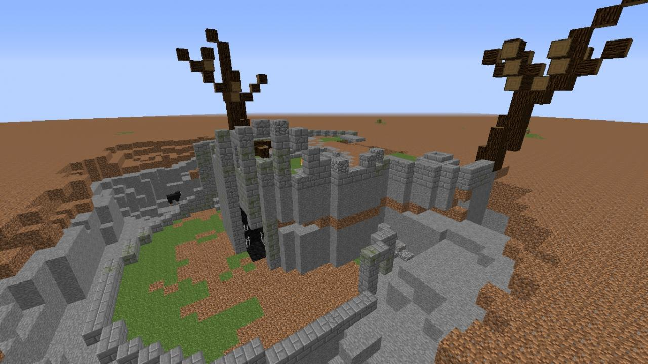 DarkSouls map. prepare to ! Minecraft Project on