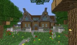 Rustic Mansion!