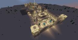 Desert Server Battle Arena Minecraft Map & Project