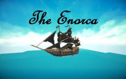 The Enorca, Pirate Flagship Minecraft Map & Project