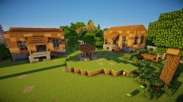 Hunger Games- District 12 Minecraft Map & Project