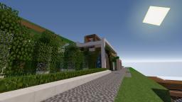A modern Shop Minecraft Project