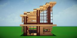 Modern Eco Village | Home 15 Minecraft Map & Project