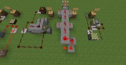 Redstone Creations V1.0 Minecraft Map & Project
