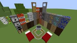 TomPack Minecraft Texture Pack
