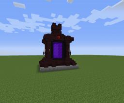 Portal Minecraft Map & Project