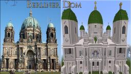 Berlin Cathedral/Berliner Dom by maxodo98 Minecraft Map & Project