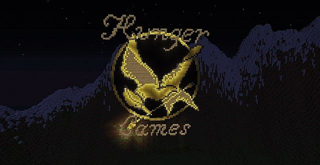Hunger Games Symbol Minecraft Map