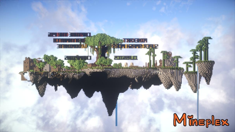 Minigame Server Reviews: Mineplex Minecraft Blog
