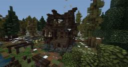 Harkens Bólstaðr Minecraft Map & Project