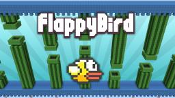 Flappy Bird in minecraft