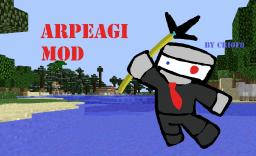 [1.6.4][FORGE]Arpeagi Mod version 0.3.9 EASTER UPDATE![WIP] Minecraft Mod
