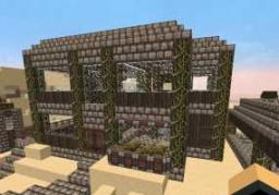 Nice house Minecraft Map & Project